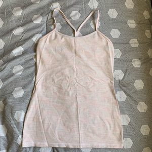 Lululemon Power Y Tank *Luon